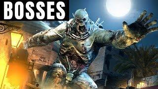 Dead Trigger 2 All Bosses