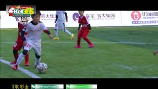 Gambar cover 30  中国足球小将南北对抗赛专访——北方队队长李显文!