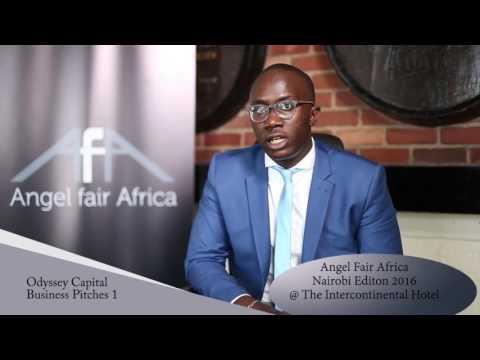 AfA 2016 Nairobi - Business Pitches: Odyssey Capital