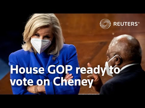 House GOP ready to vote on Cheney