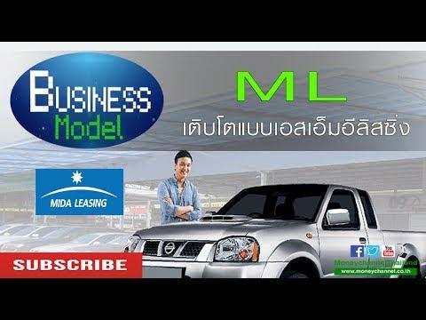 Business  Model | ML เติบโตแบบเอสเอ็มอีลิสซิ่ง #7/6/17