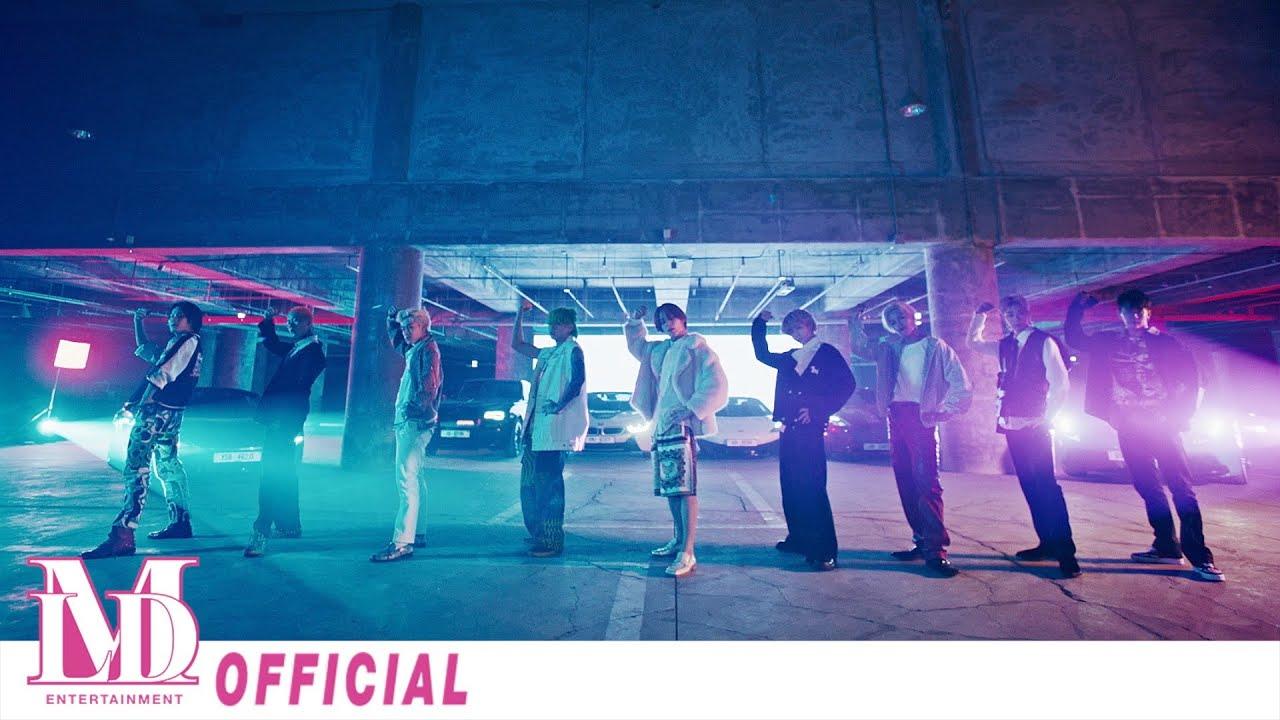 Download T1419 3rd Single Album [BEFORE SUNRISE Part. 3] 'FLEX' M/V