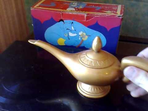 Walt Disney Aladdin's ... Aladdin Inside The Genies Lamp