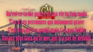 Parole  Zaho - Laissez-les kouma feat. MHD  (Parole - Audio )