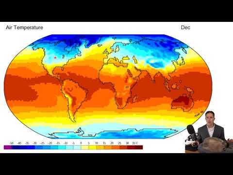 Lecture 11:  Seasonal changes in atmospheric circulation