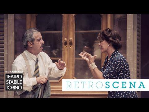 Carolina Rosi e la Compagnia Luca De Filippo  Retroscena  Teatro Stabile di Torino