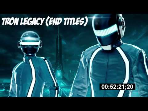 Daft Punk   TRON Legacy Soundtrack Complete Edition    HD