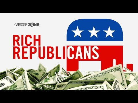 Why Democrats Make Less Money than Republicans - CardoneZone