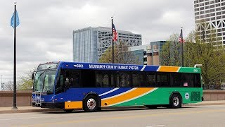 MCTS Welcomes 28 New Buses to Fleet