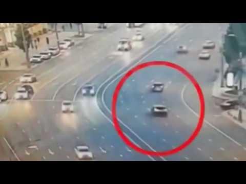 Михаил Ефремов пьяный авария полное видео