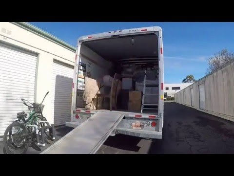 Load A 20 Foot Truck In 2 Minutes Youtube