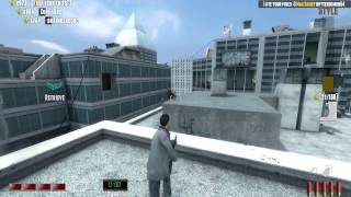 Double Action: Boogaloo Gameplay - da_rooftops