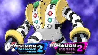Pokémon Diamond and Pearl Remake: Legendary Battle Theme Remix [Prediction]