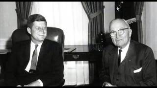 PHONE CALL: JFK & HARRY TRUMAN (OCTOBER 28, 1962)