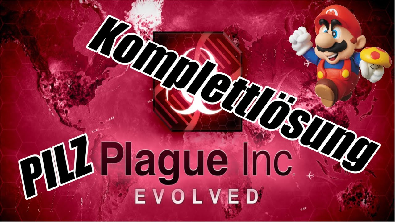 Plague Inc Pilz