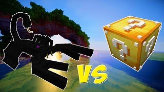 IMPERADOR ESCORPIÃO VS. LUCKY BLOCK (MINECRAFT LUCKY BLOCK CHALLENGE)