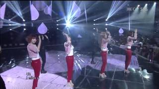 Live HD | 121216 Girl's Day - Don't Forget Me @ SBS Inkigayo