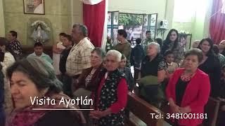Fiestas de San Jerónimo Jalisco 2018