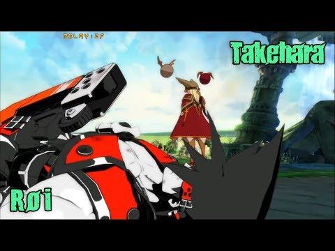 GGXrdR2 PSN 6/23/17 - Roi (Sol) vs Takehara (Ramlethal)