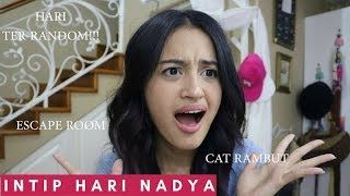 Video VLOG TIBA TIBA DIKEJAR ZOMBIE! Intip Hari Nadya | Nadya Aqilla download MP3, 3GP, MP4, WEBM, AVI, FLV Oktober 2018