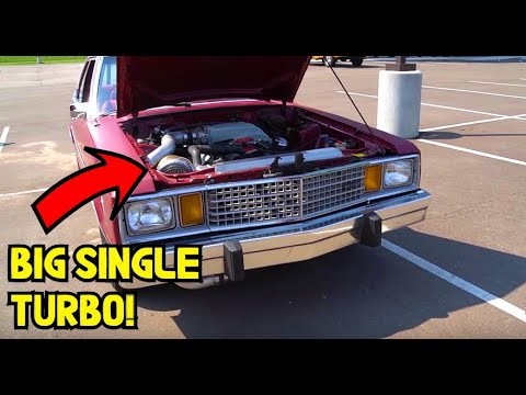 This Ford Fairmont Sleeper Will DESTROY Your SUPERCAR!