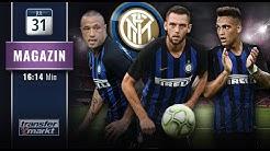 Kader-Planspiele 2018/19: Inter Mailand im Fokus | TRANSFERMARKT