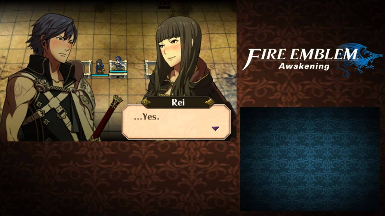 Fire Emblem: Awakening - Chapter 11 Chrom and Female ...