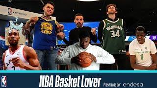 La GRAN SORPRESA del DRAFT y RANKING de TIROS IMPOSIBLES en la NBA. NBA Basket Lover | Ep 53
