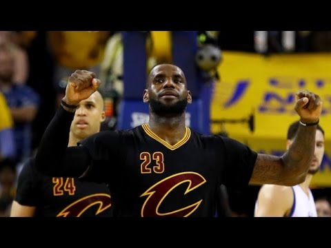 LeBron James Signs with Cavaliers 3-Year $100M
