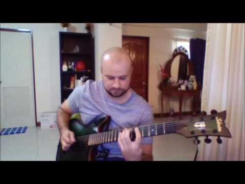 Buckethead - Big Sur Moon (Cover)