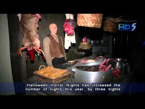 Halloween events in Sentosa tap experiential tourism market - 05Oct2013