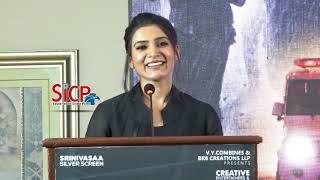 U Turn tamil movie Press Meet | Samantha Akkineni | Aadhi Pinisetty | sicp