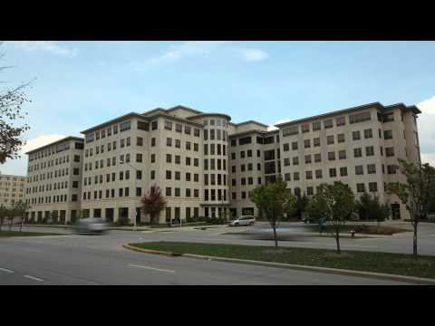 Smith Residence Hall Timelapse