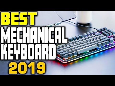 5 Best Mechanical Keyboards In 2019