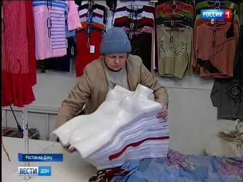 В Первомайском районе Ростова снесут 87 нелегальных ларьков