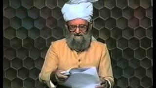 Urdu Dars Malfoozat #245, So Said Hazrat Mirza Ghulam Ahmad Qadiani(as), Islam Ahmadiyya
