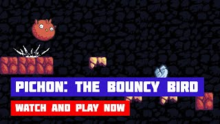 Pichon: The Bouncy Bird · Game · Gameplay