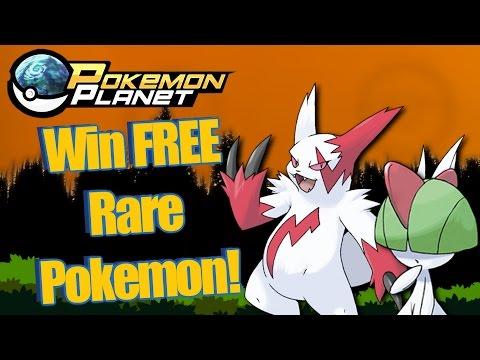 Pokemon Planet - FREE Rare Pokemon!