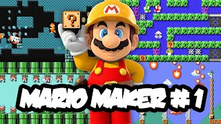"MARIO MAKER #1 - ""Creepy Song e altre magie"""