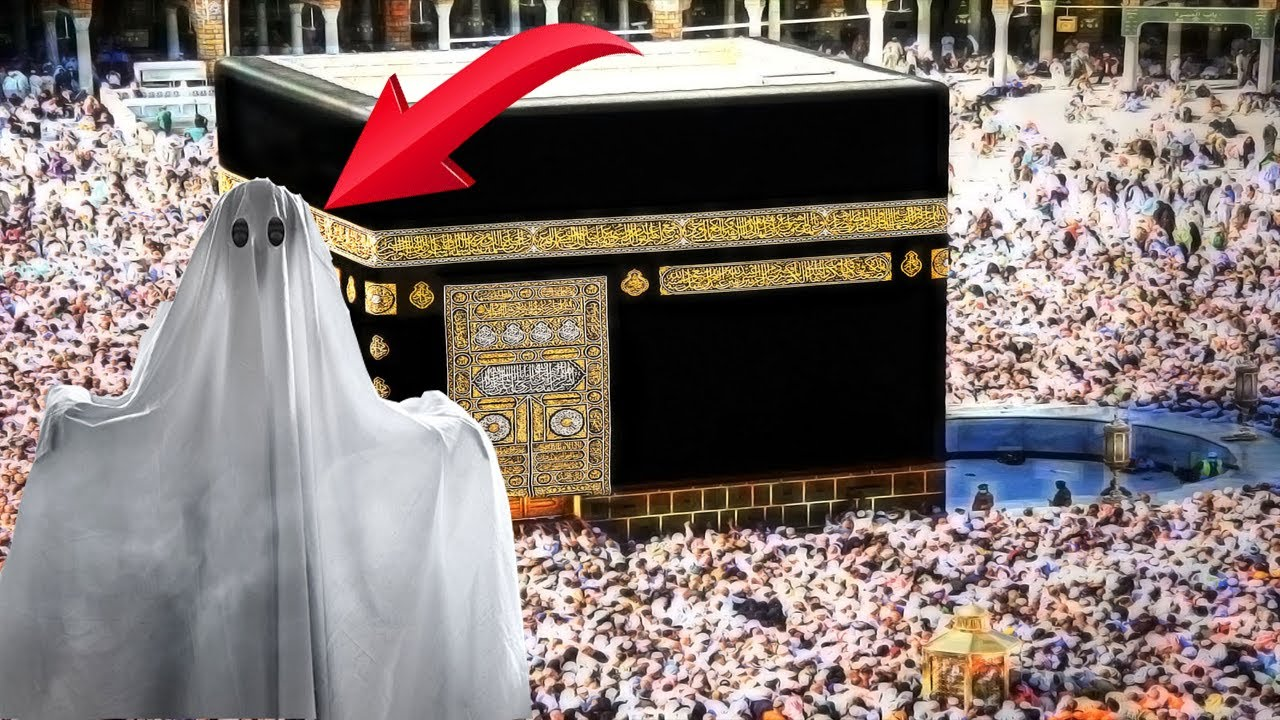 Khana Kaaba**Makkah Madina**Saudi Arabia**Shaitan Ko Kankar Marna**Allah Ki Qudrat