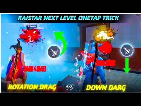 Download New Top 5 Onetap Trick | Down Drag Headshot Trick | Rotation Drag Headshot Trick | One Tap Tricks