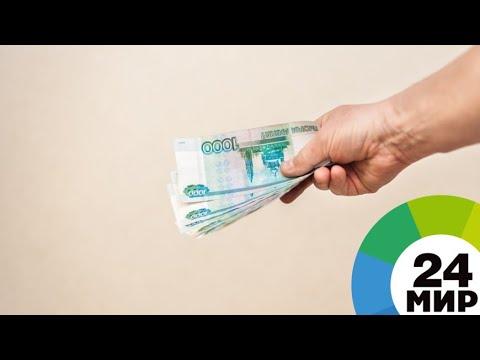 Минимальный размер оплаты труда в странах СНГ - МИР 24