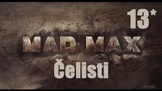CZ tit. | Let's Play | MAD MAX | #13 | 1080p