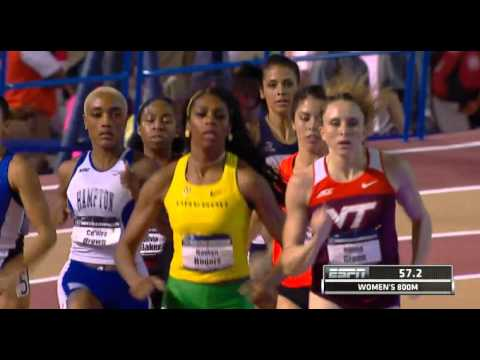 2016 NCAA Indoor Track and Field Championships Women