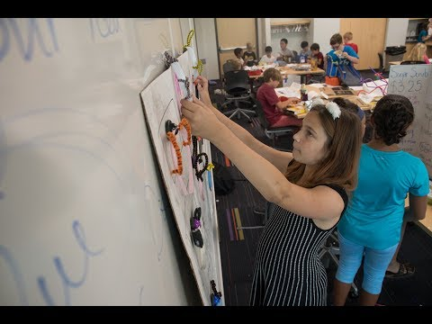 University of Iowa's summer youth entrepreneurship camp on YouTube