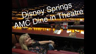Disney Springs, AMC Dine in Theatre, Day 4 June 2018