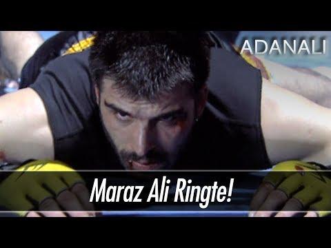 Maraz Ali ringte