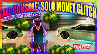 GTA 5 ONLINE | *ALL CONSOLE SOLO* | MONEY GLITCH | AFTER PATCH 1.26/1.30 | PS3/4, XBOX ONE/360