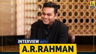 Interview with A.R Rahman | Anupama Chopra | Film Companion