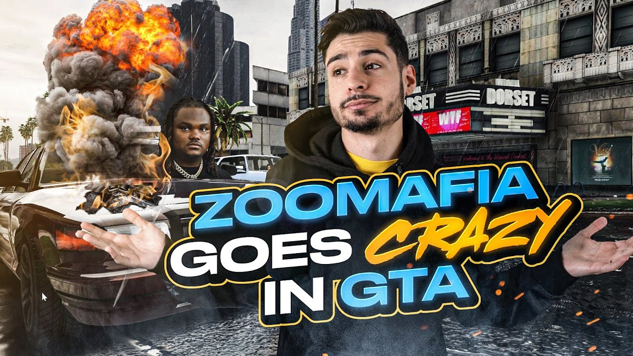 Download ZOOMAFIA GETS REVENGE ON TEE GRIZZLEY / GTA RP STREAM HIGHLIGHTS #1
